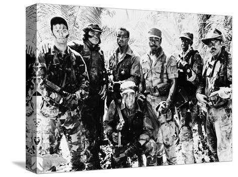Commando--Stretched Canvas Print