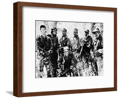 Commando--Framed Art Print