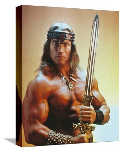 Conan the Barbarian--Stretched Canvas Print