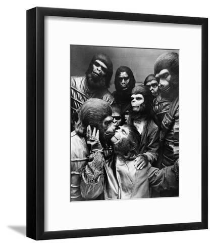 Conquest of the Planet of the Apes--Framed Art Print
