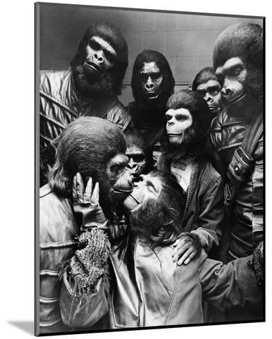 Conquest of the Planet of the Apes--Mounted Photo