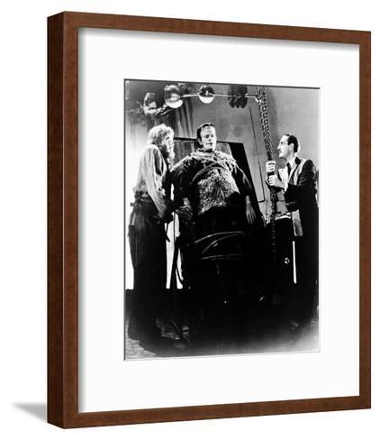 Frankenstein--Framed Art Print