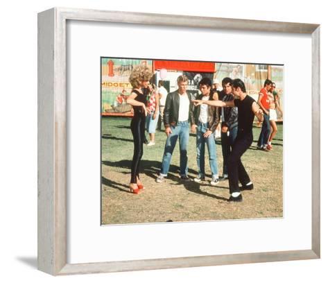 Grease--Framed Art Print