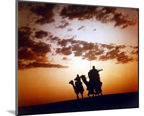 Lawrence of Arabia--Mounted Photo