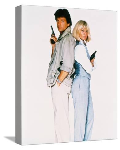 Dempsey and Makepeace--Stretched Canvas Print