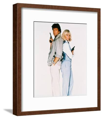 Dempsey and Makepeace--Framed Art Print