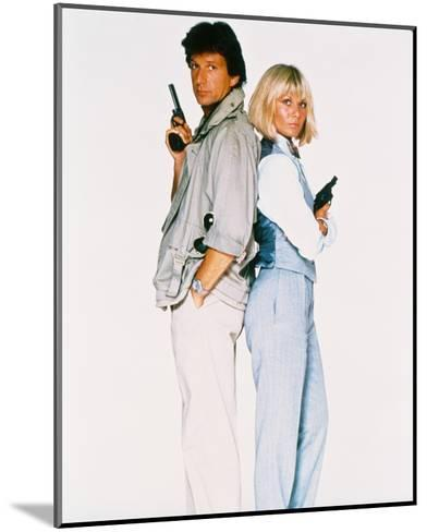Dempsey and Makepeace--Mounted Photo