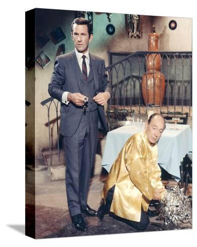 Get Smart--Stretched Canvas Print