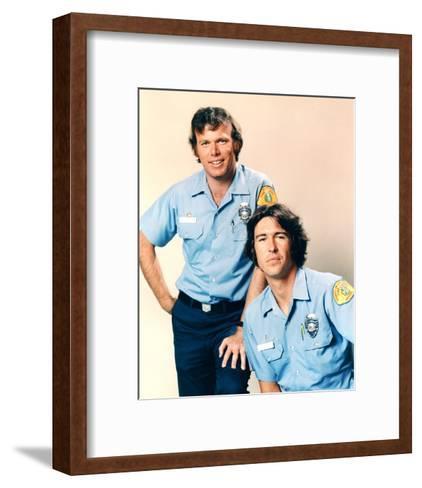 Emergency!--Framed Art Print