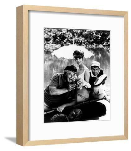Gilligan's Island--Framed Art Print