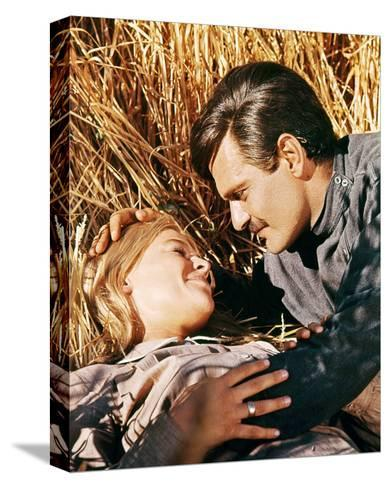Doctor Zhivago--Stretched Canvas Print
