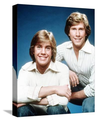 The Hardy Boys--Stretched Canvas Print