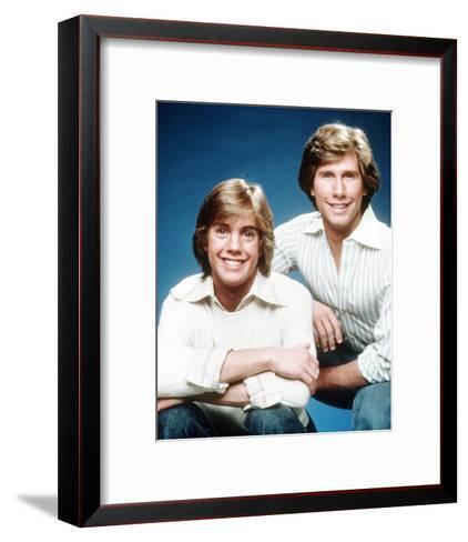 The Hardy Boys--Framed Art Print
