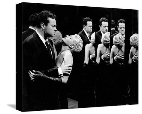 The Lady from Shanghai--Stretched Canvas Print