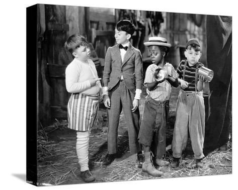 The Little Rascals--Stretched Canvas Print