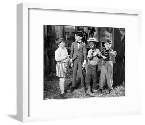 The Little Rascals--Framed Art Print
