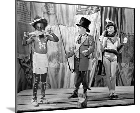 The Little Rascals--Mounted Photo