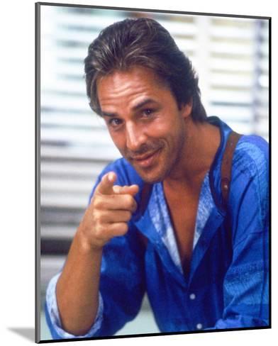 Miami Vice--Mounted Photo