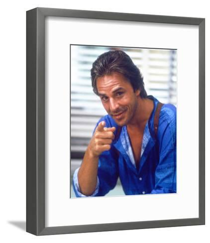 Miami Vice--Framed Art Print