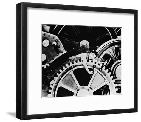 Modern Times--Framed Art Print