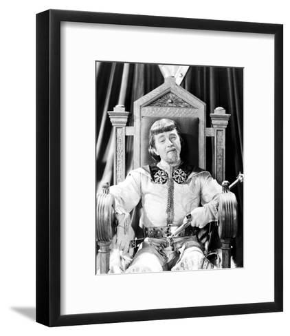 The Adventures of Robin Hood--Framed Art Print