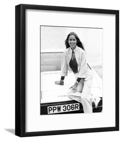 The Spy Who Loved Me--Framed Art Print