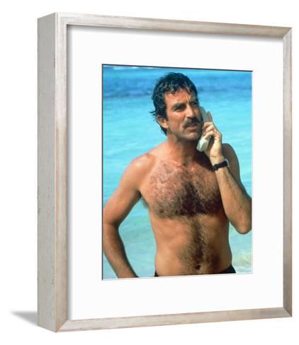 Magnum, P.I.--Framed Art Print