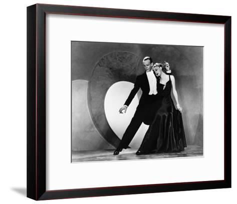 Top Hat--Framed Art Print
