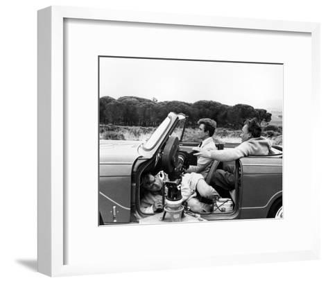 Two for the Road--Framed Art Print