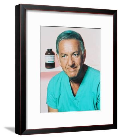 Quincy--Framed Art Print