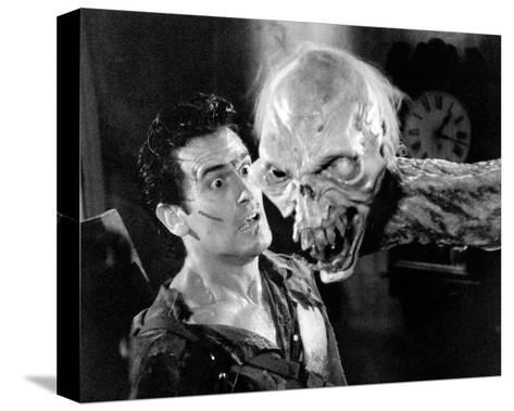Evil Dead 2: Dead By Dawn--Stretched Canvas Print