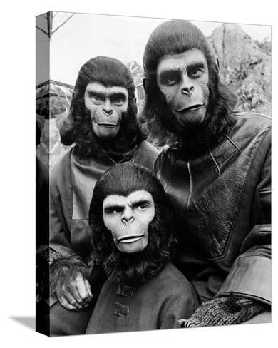 Battle for the Planet of the Apes--Stretched Canvas Print