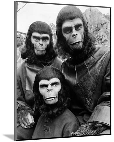 Battle for the Planet of the Apes--Mounted Photo