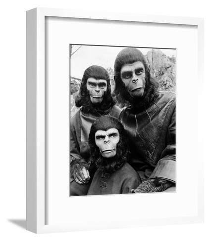 Battle for the Planet of the Apes--Framed Art Print