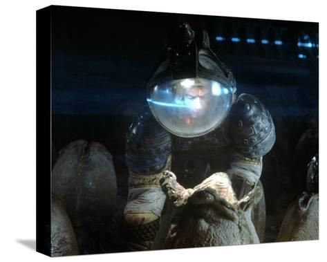 Alien--Stretched Canvas Print