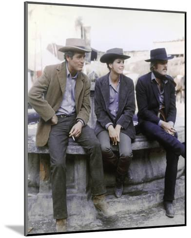 Butch Cassidy and the Sundance Kid--Mounted Photo