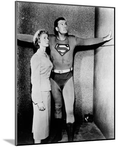 Adventures of Superman--Mounted Photo