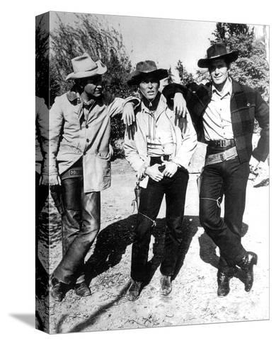 Cheyenne--Stretched Canvas Print