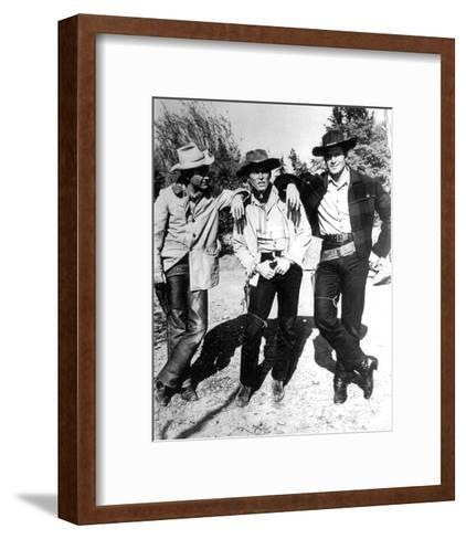 Cheyenne--Framed Art Print