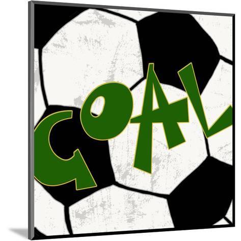 Goal-Anna Quach-Mounted Art Print