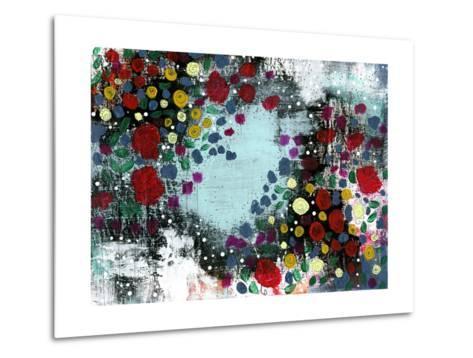 Flower Garden-Sarah Ogren-Metal Print