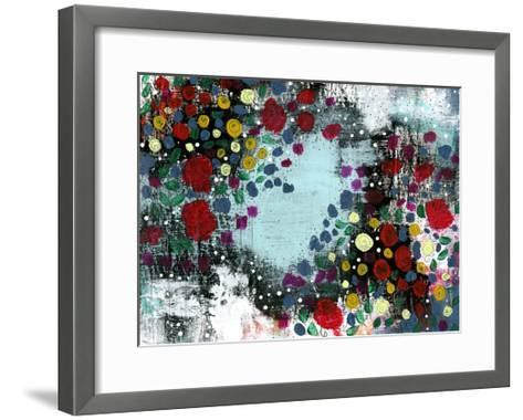 Flower Garden-Sarah Ogren-Framed Art Print