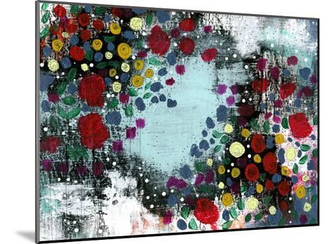 Flower Garden-Sarah Ogren-Mounted Art Print