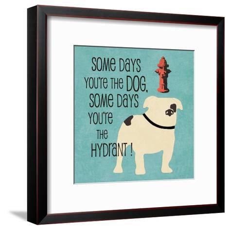 Hydrant-Jo Moulton-Framed Art Print