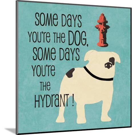 Hydrant-Jo Moulton-Mounted Art Print
