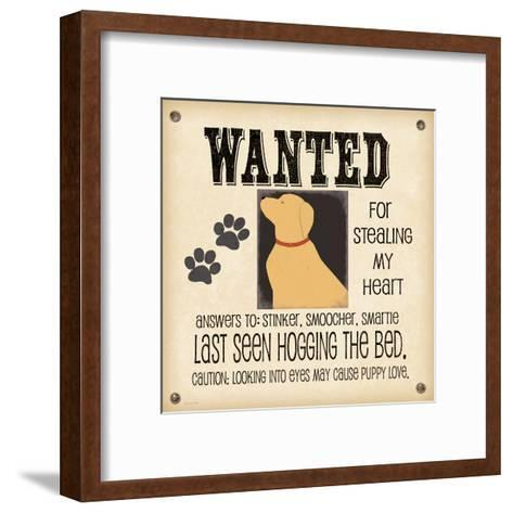 Wanted-Jo Moulton-Framed Art Print