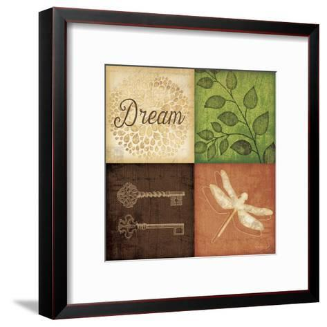 Nature Inspiration I-Jennifer Pugh-Framed Art Print