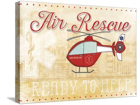 Air Rescue-Jennifer Pugh-Stretched Canvas Print