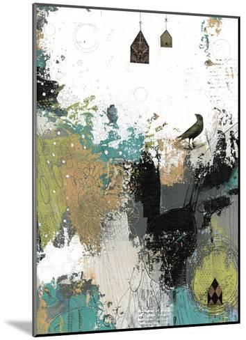 That's What the Crow Said-Sarah Ogren-Mounted Art Print