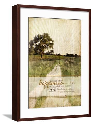 Bring Happiness-Jennifer Pugh-Framed Art Print